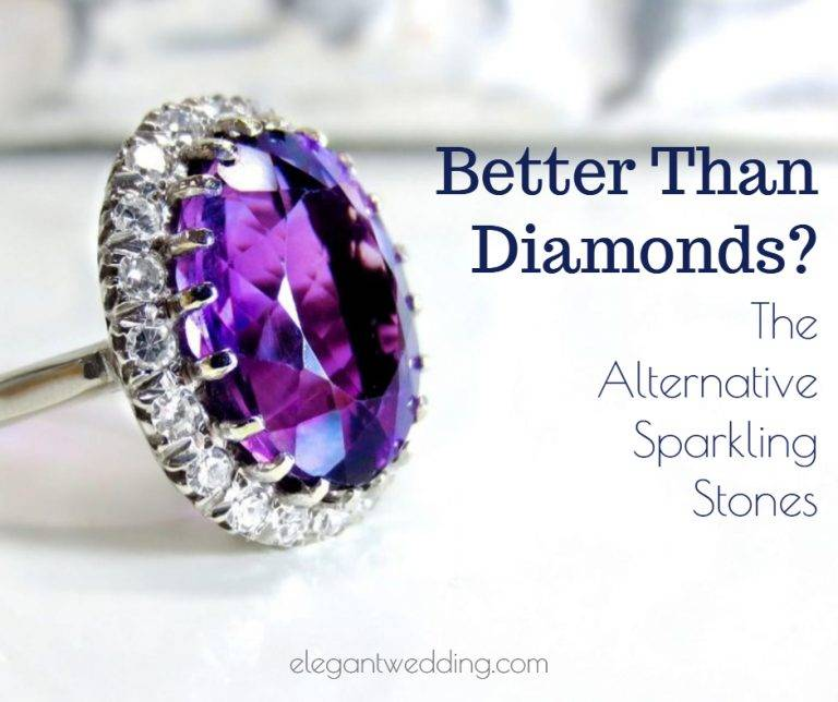 Better Than Diamonds? The Alternative Sparkling Stones
