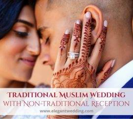 traditional muslim wedding
