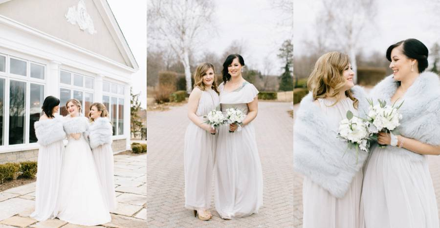 A Charmingly Elegant Affair at Cutten Fields