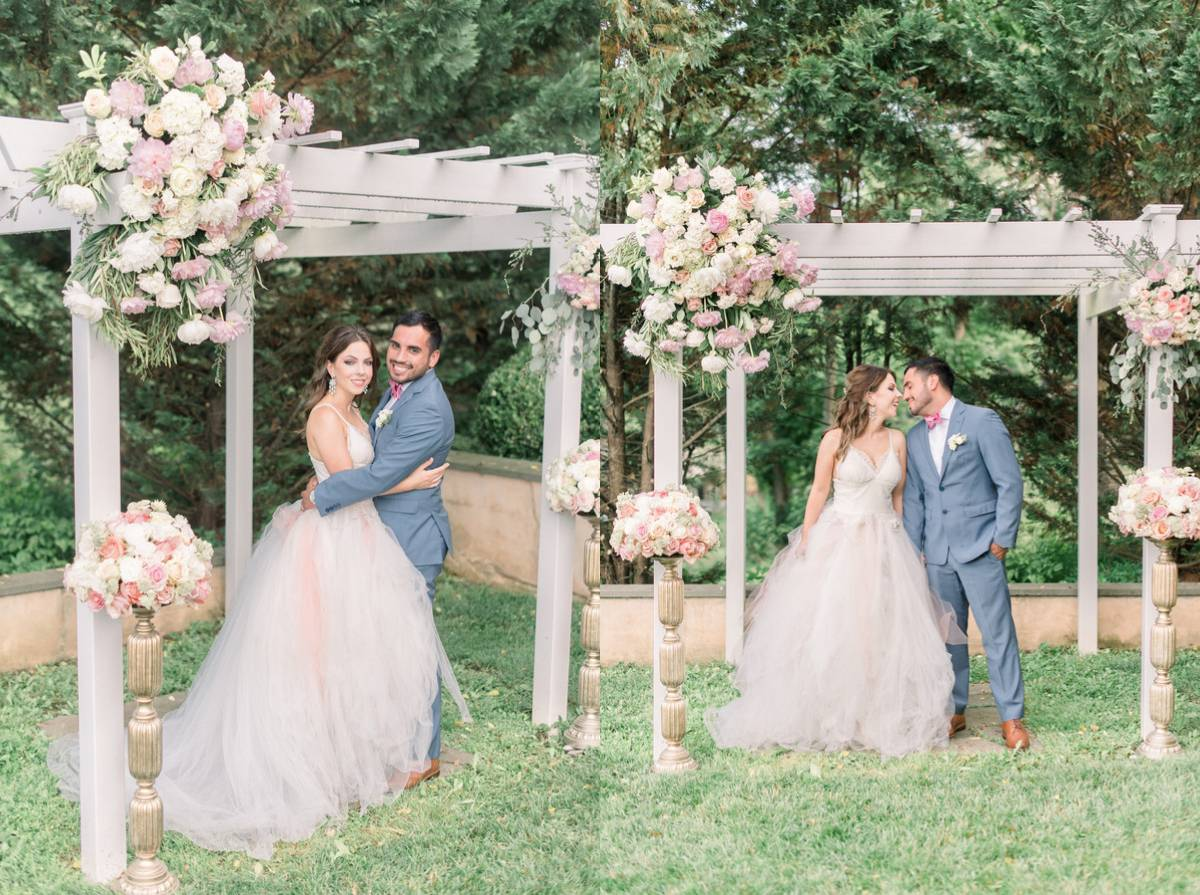 Romantic French Styled Shoot