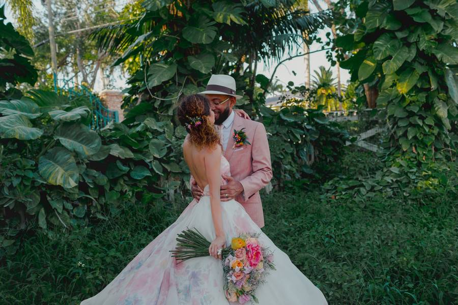 Casa Ylang Ylang Chic Bohemian Wedding