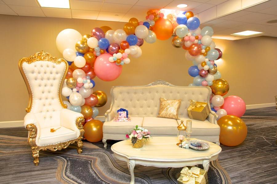 Ritzy Baby Shower