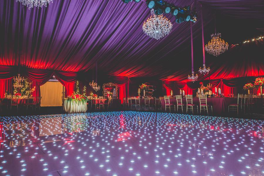 Dance the Night Away: 6 Ways to Customize Your Dance Floor
