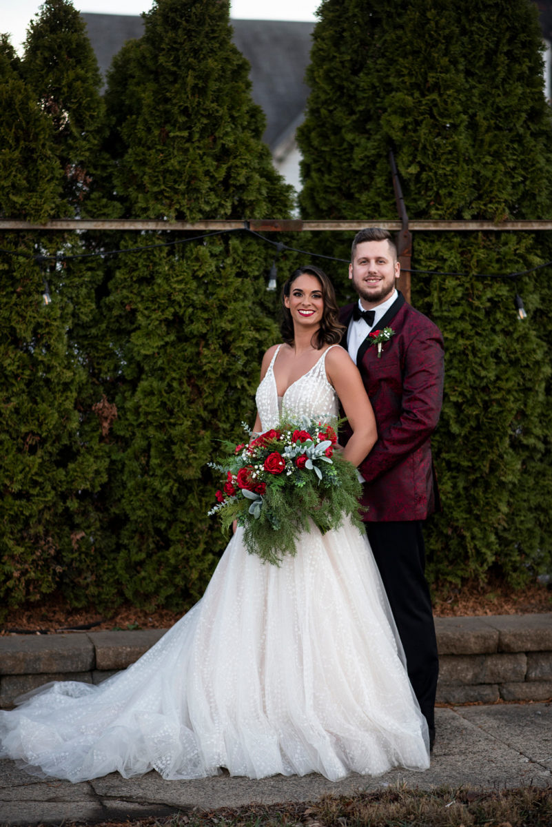 Married & Bright Christmas Styled Shoot