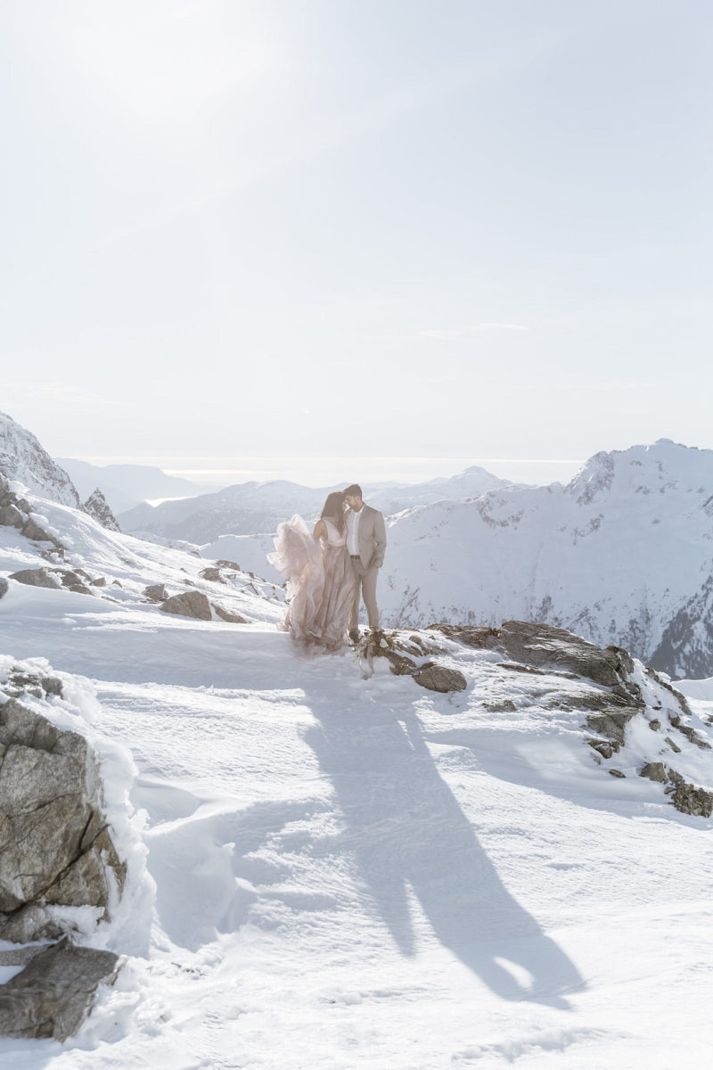 Helicopter Engagement Session