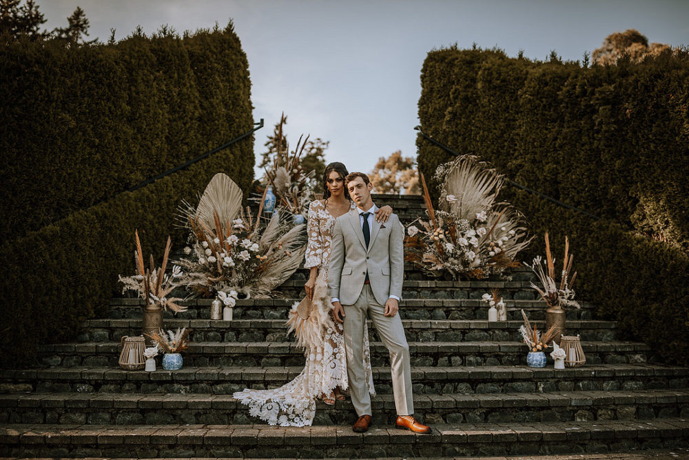 Moroccan Inspired Wedding in Victoria, BC
